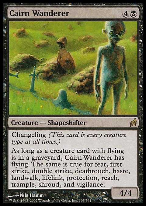 Cairn Wanderer