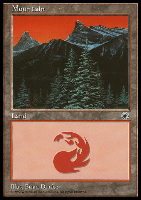 Mountain (Trees Center)