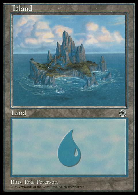 Island (Castle Cove)