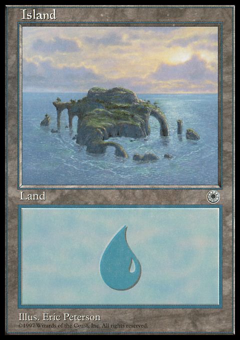 Island (Sea Arch)