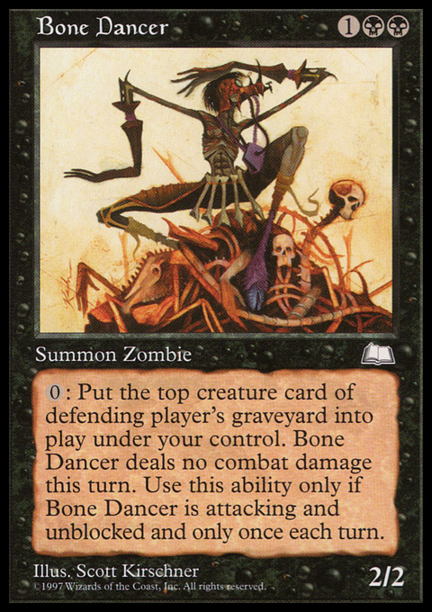Bone Dancer original card image