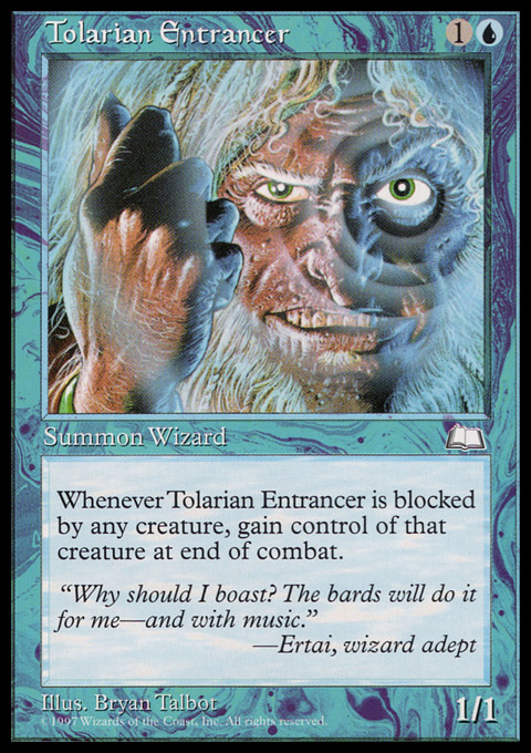 Tolarian Entrancer