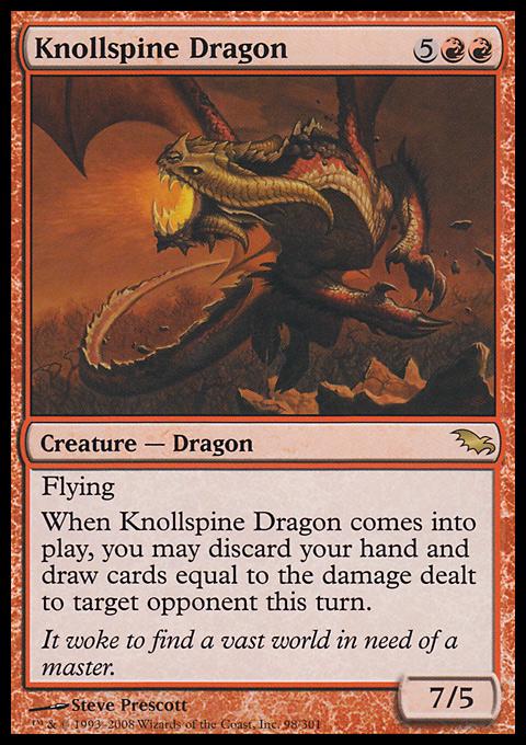Knollspine Dragon