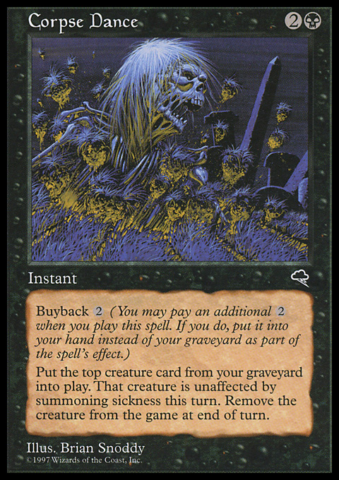 Corpse Dance original card image