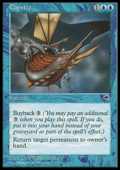 Capsize original card image