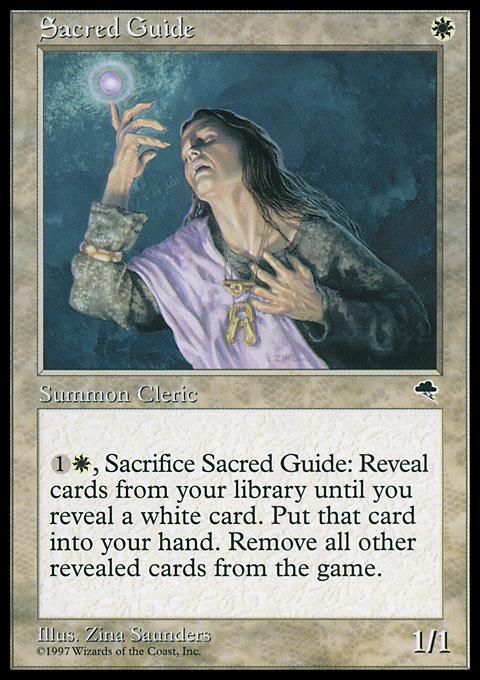 Sacred Guide