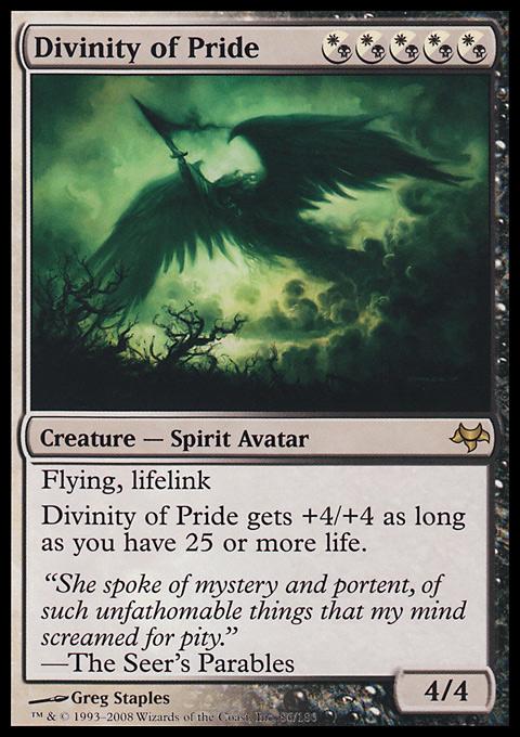 Divinity of Pride