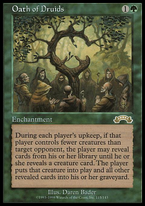 Oath of Druids
