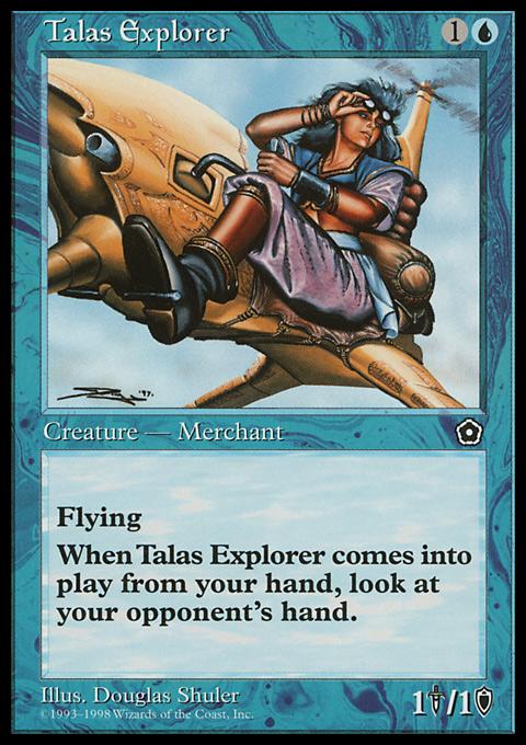 Talas Explorer