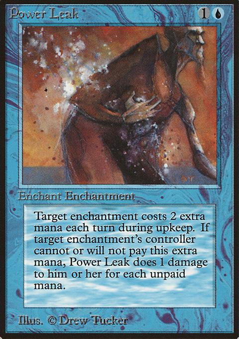 Power Leak