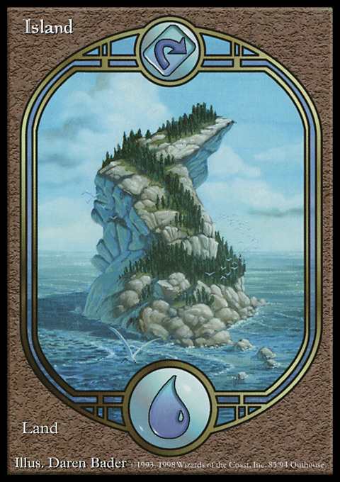 Island - Unglued