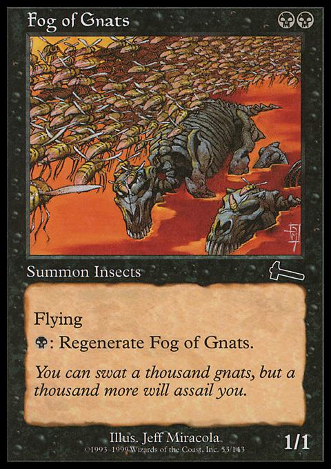 Fog of Gnats
