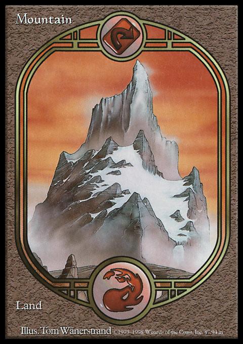 Mountain - Unglued