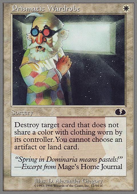 Prismatic Wardrobe