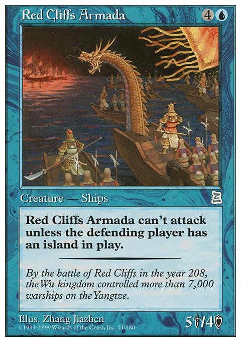 Red Cliffs Armada