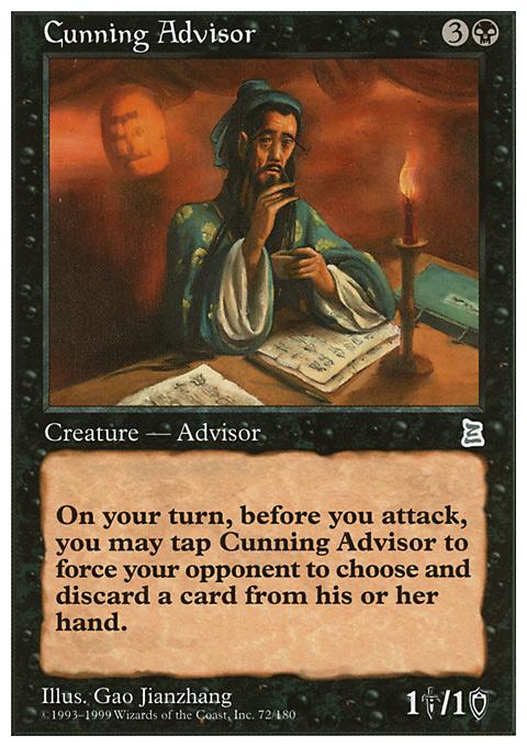 Cunning Advisor