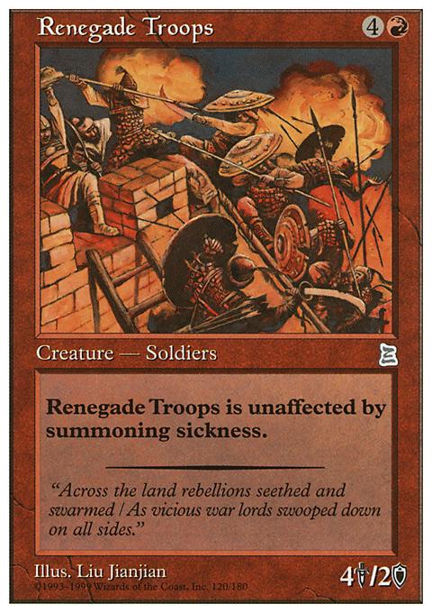 Renegade Troops