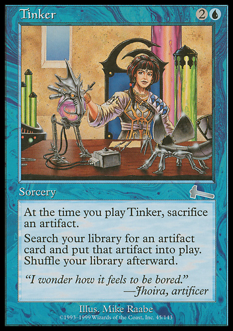 Tinker original card image