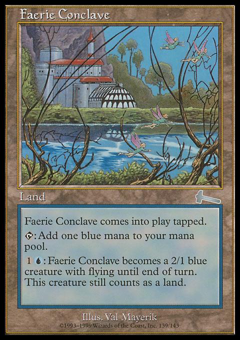 Faerie Conclave original card image