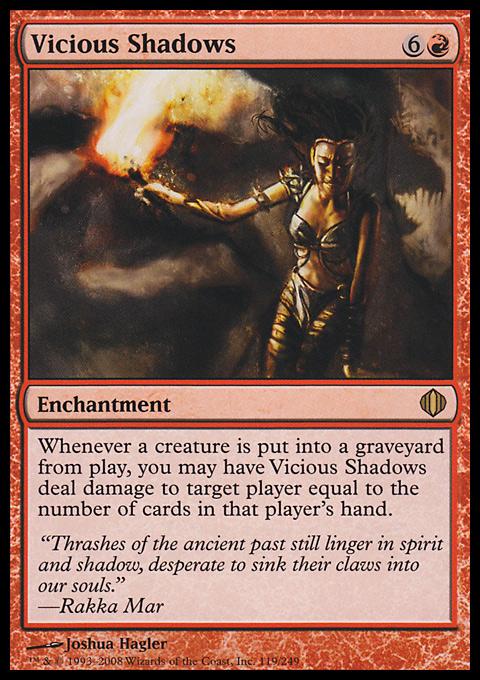 Vicious Shadows