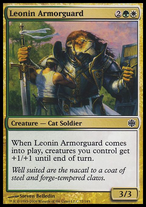Leonin Armorguard