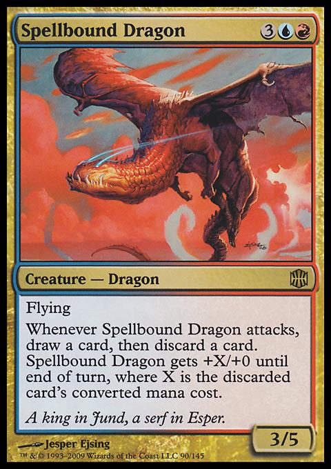 Spellbound Dragon