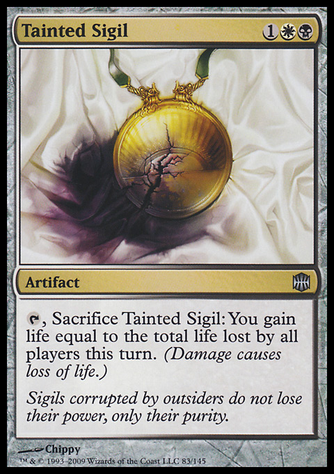 Tainted Sigil