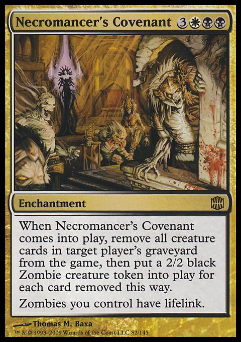Necromancer's Covenant