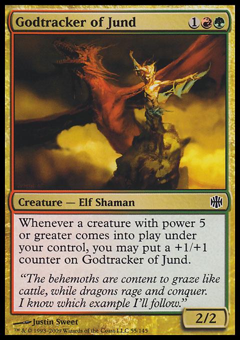 Godtracker of Jund