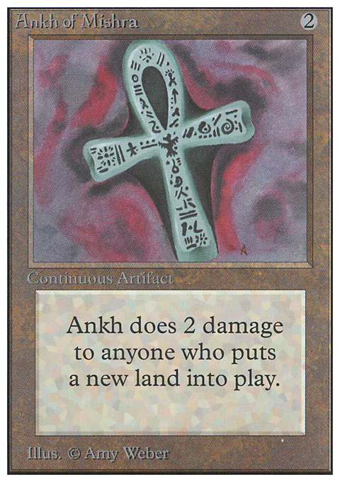 Ankh of Mishra