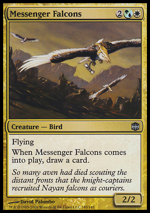 Messenger Falcons