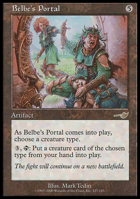 Belbe's Portal
