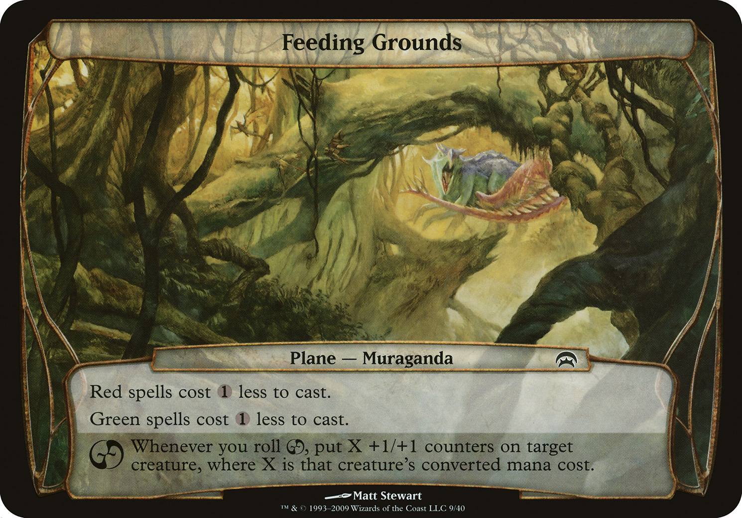 Feeding Grounds (Planechase)