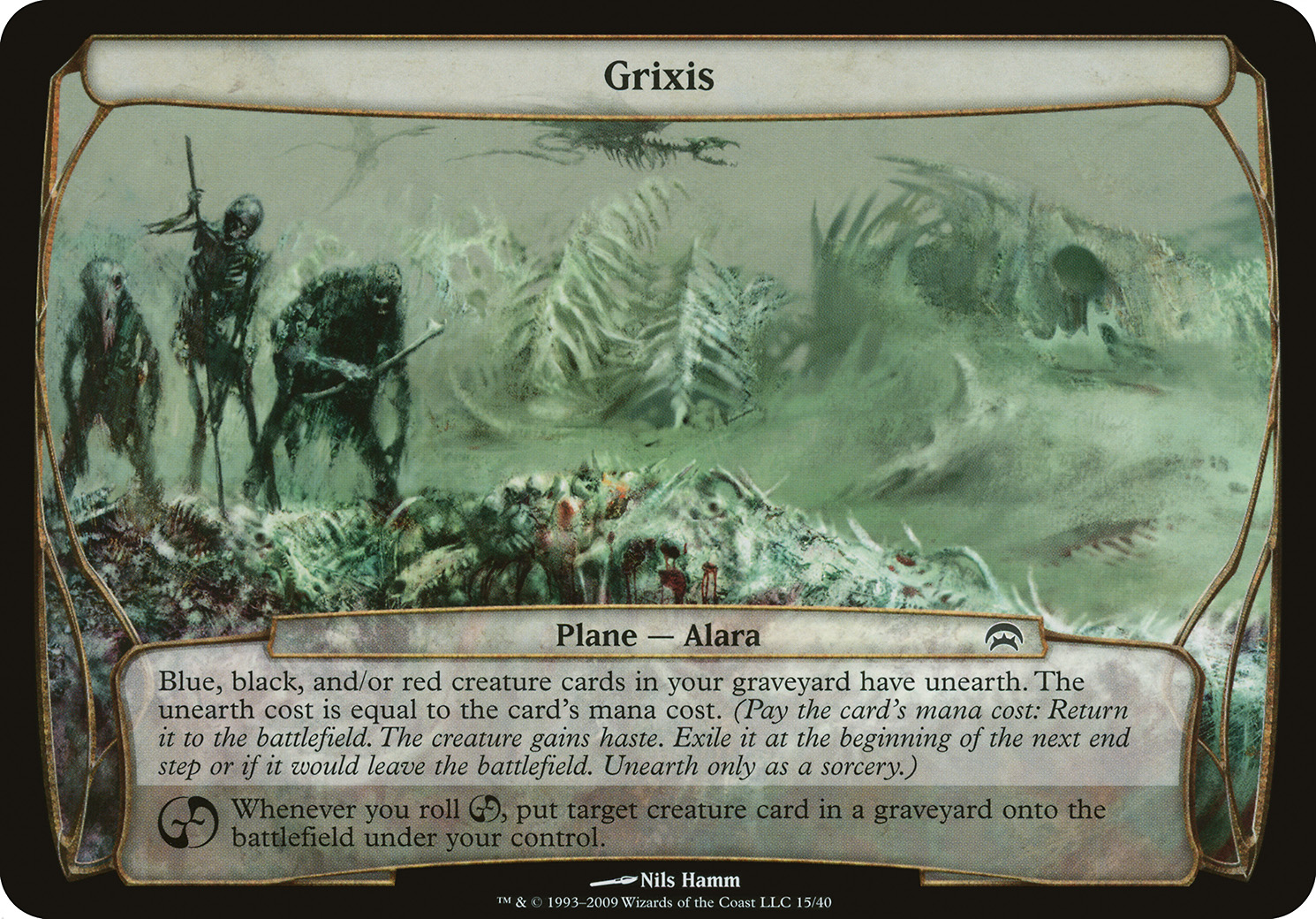 Grixis (Planechase)