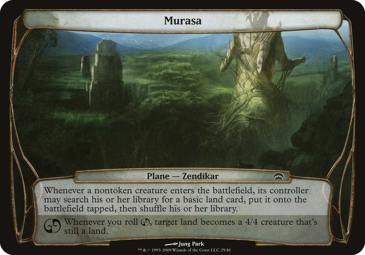 Murasa (Planechase)