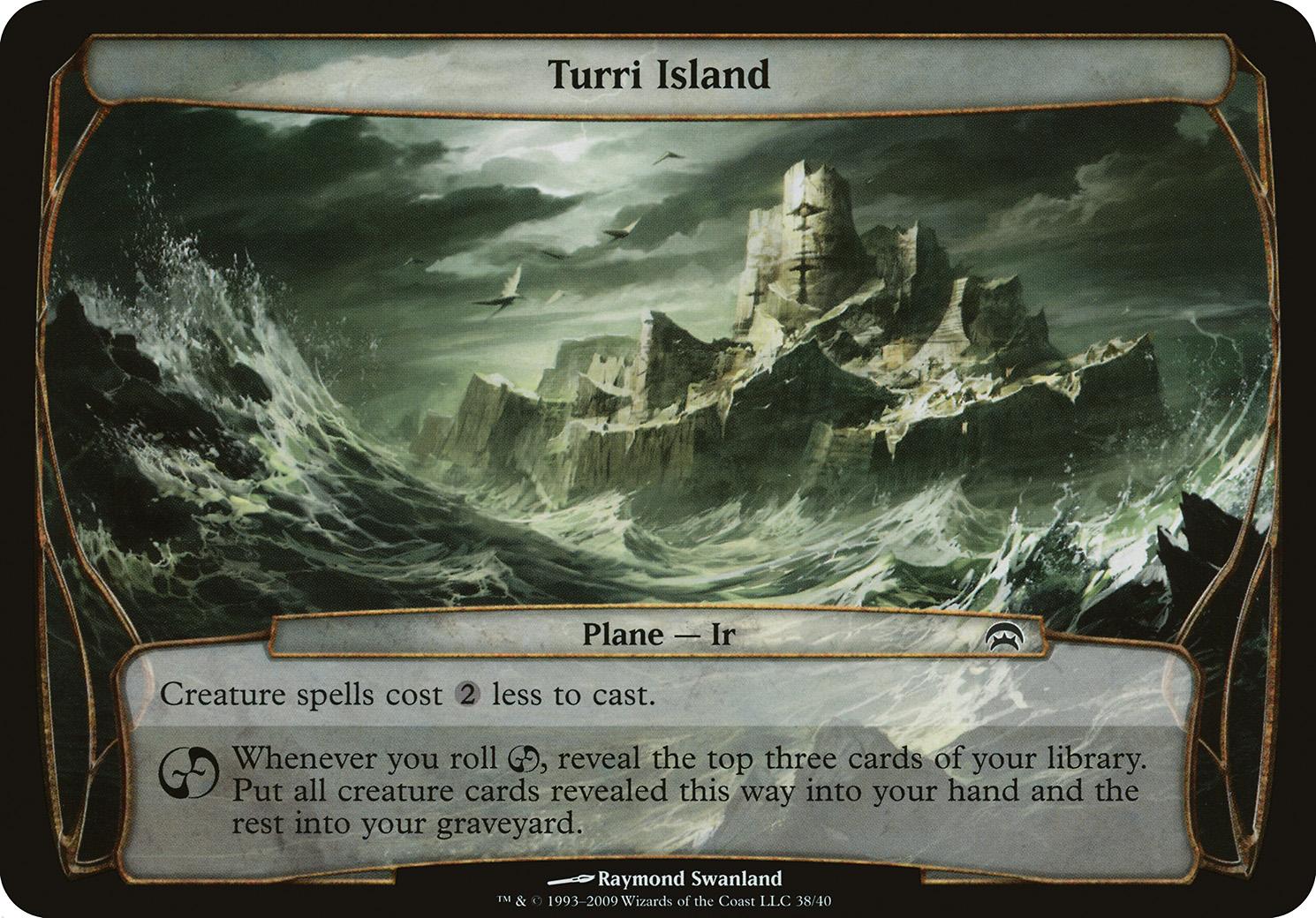 Turri Island (Planechase)