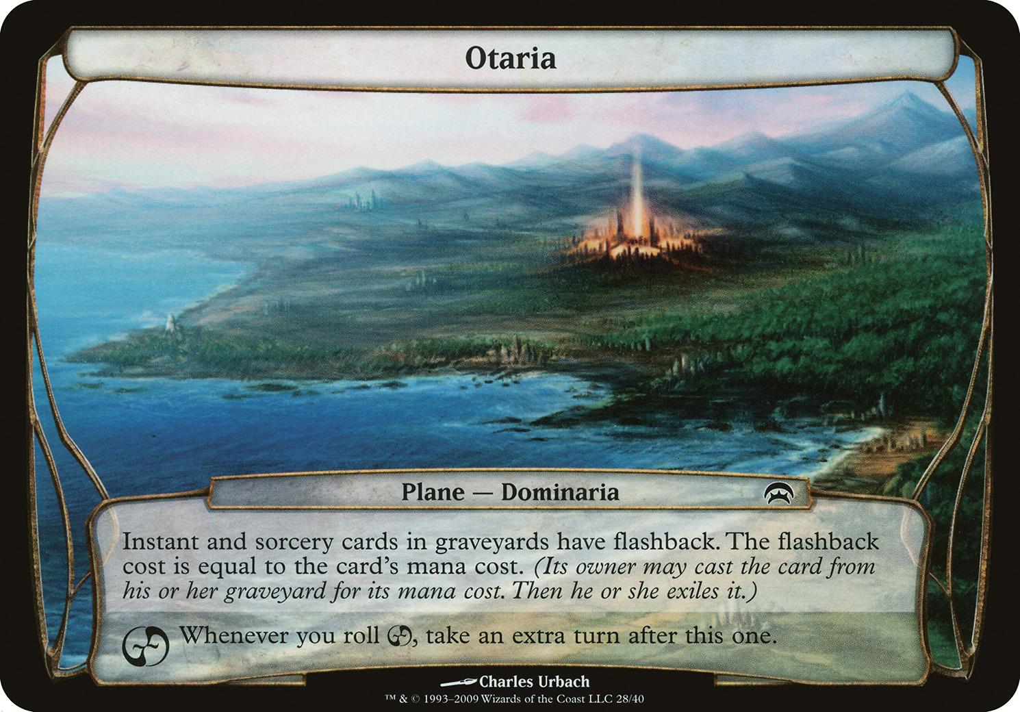Otaria (Planechase)