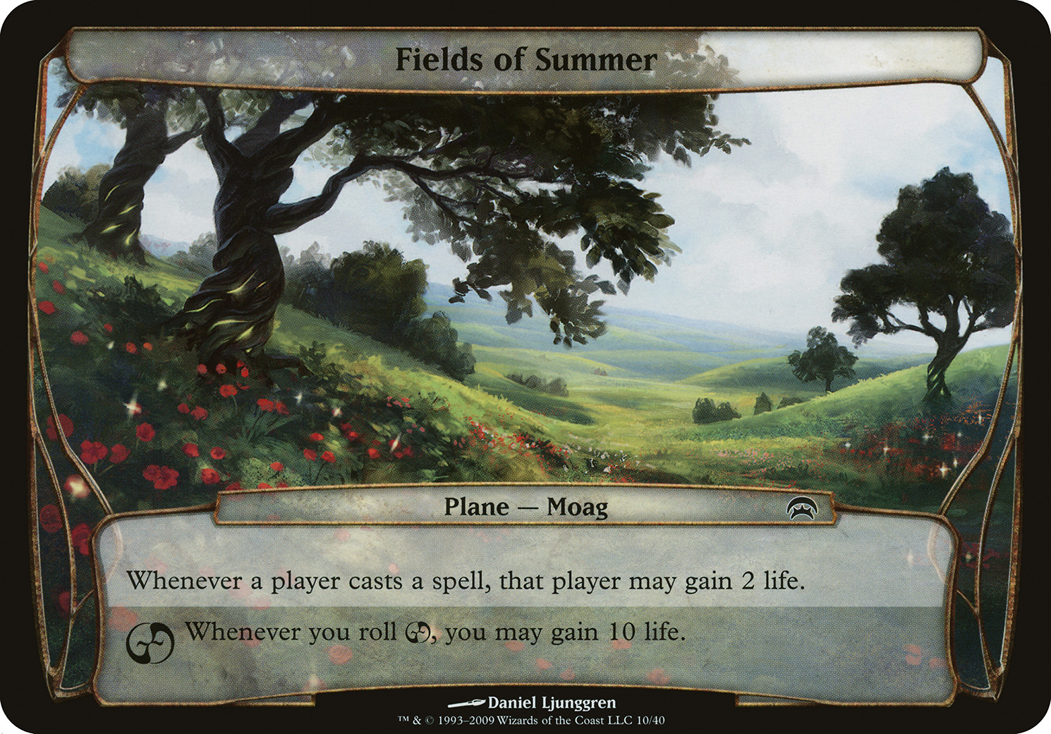 Fields of Summer (Planechase)