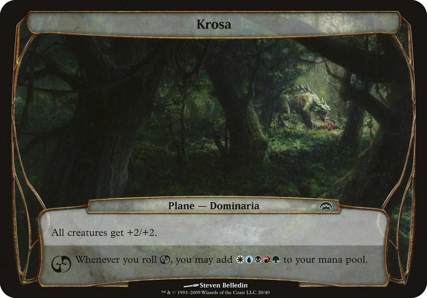 Krosa (Planechase)