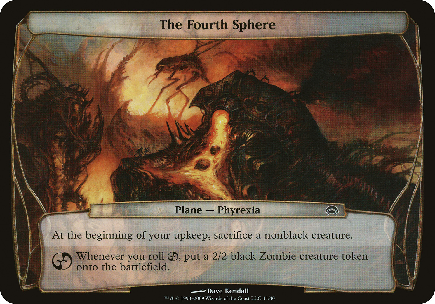 The Fourth Sphere (Planechase)