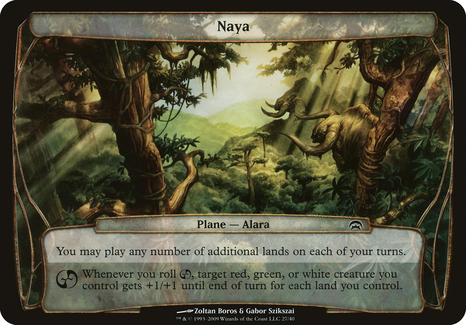Naya (Planechase)