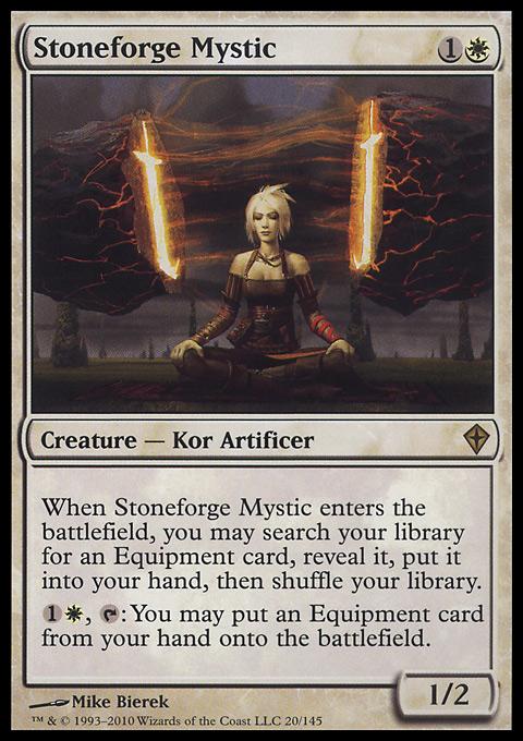 Stoneforge Mystic original card image