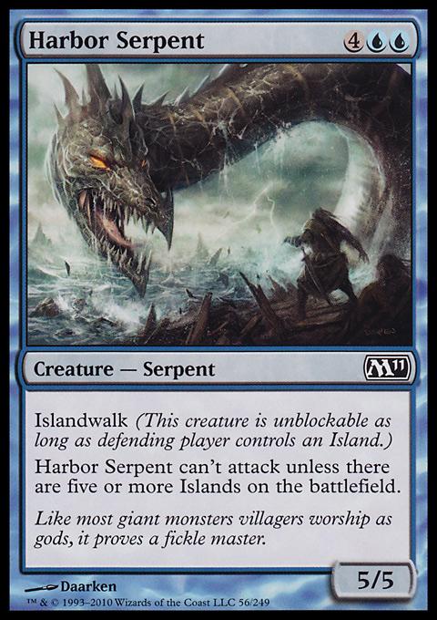 Harbor Serpent