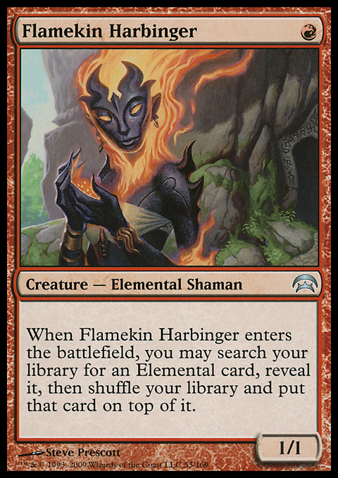 Flamekin Harbinger