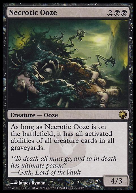 Necrotic Ooze