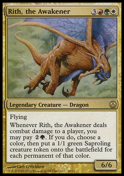 Rith, the Awakener