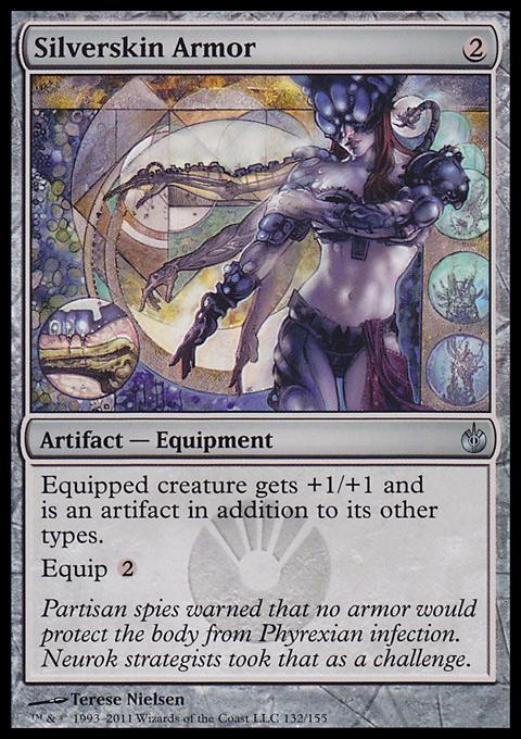 Silverskin Armor