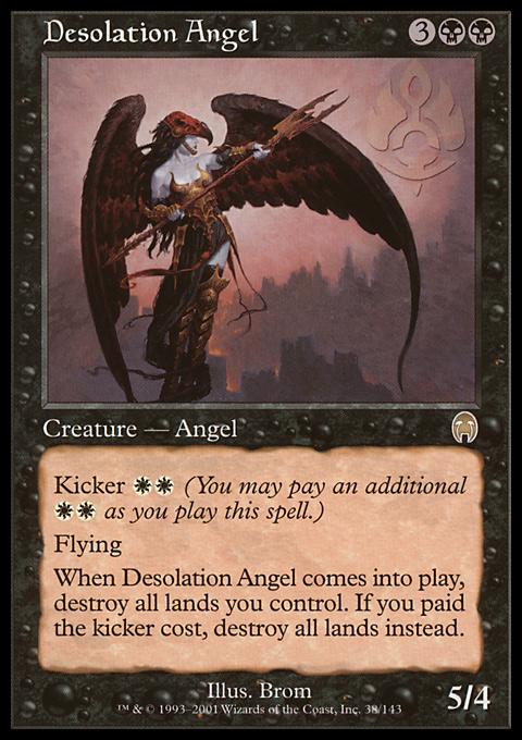 Desolation Angel original card image