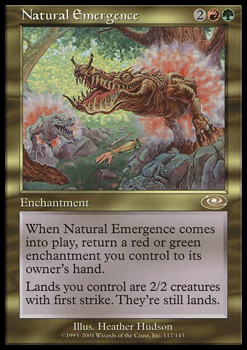 Natural Emergence