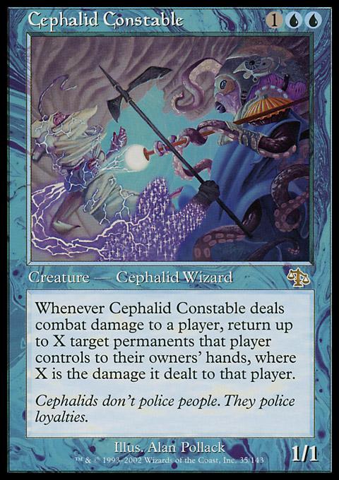 Cephalid Constable